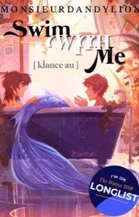 swim with me? [klance au] cover