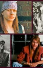 Axl's girl *Complete* by TommyShawAwesome1976