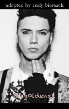 adopted by andy biersack by g0ldenxx