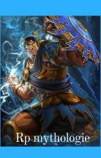 Rp Mythologie by Kingofdrawing