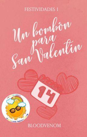 Un bombón para San Valentín (Festividades I) by blxxdcherry