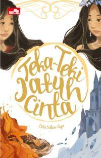 Teka-Teki Jatuh Cinta #3 (serial CI/BI) cover