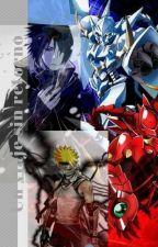Naruto Shippuden dxd: Un viaje sin retorno by franXxk