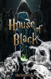 House Of Black ³ |El Velo de la Muerte Saga cover