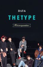 DAY6 • THE TYPE  by drmaqueenkim