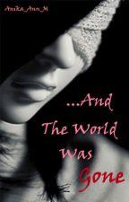...And The World Was Gone *Matt Murdock* by Anika_Ann_M