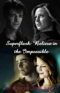 Superflash: Believe in the Impossible  cover
