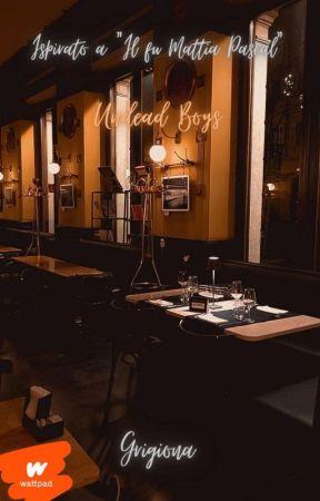 Undead Boys by Grigiona