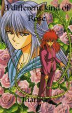 A different kind of Rose (Kurama x OC) by InariKiri