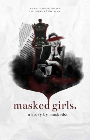 Masked Girls   ✓ by maskedst