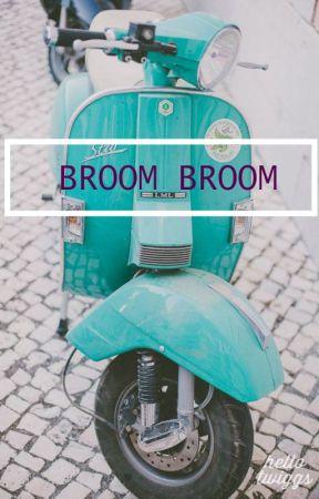 broom broom [minv] by minvcake