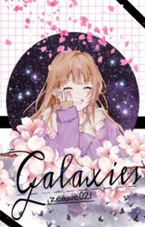 Galaxies, Naruto - Sakura-Mai-Mitsuki (reader's name) x a Naruto character🤫 by omyjins
