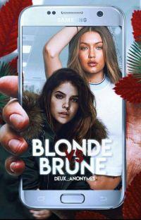 Blonde VS Brune cover