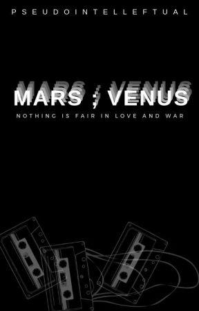 mars; venus ➵ poetry by pseudointelleftual