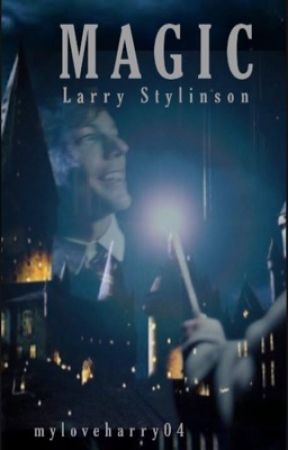Magic [Larry Stylinson omegaverse] by myloveharry04