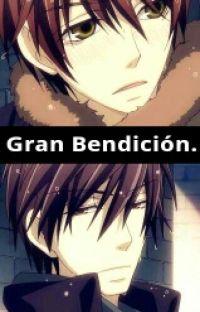 Gran Bendición./Ritsu x Takano/ cover