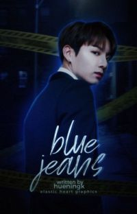 Blue Jeans - (Jikook Version) (Revisão) cover