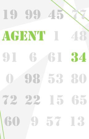 Agent 34 (Book 1) by Quidam13