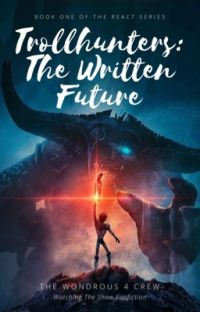 Trollhunters: The Written Future cover