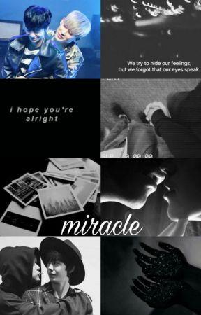 miracle || hyungwonho by ayako_nightray