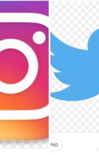 Instagram & Twitter  by Smalls_02