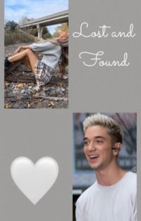 Lost and found// Daniel Seavey cover