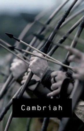 Cambriah by rosie-jackk