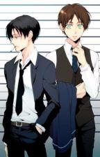 My new bratty partner  (Levi x Eren, Erwin x Levi)  by animeislife1011