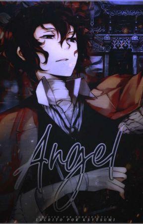 Angel ━━Osamu Dazai by kaylovedazai