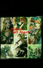 Midna X Male Reader by Mystical_Fi