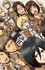 Attack on Titan one shots and lemons by PsychoDoughBoy