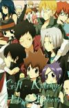 Gift - Katekyo Hitman Reborn Fanfic  cover