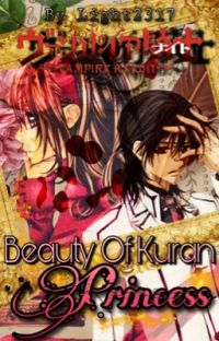 Beauty Of Kuran's Princess cover