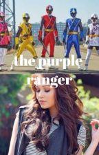 The Purple Ranger(Power Rangers Ninja Steel) by musicalfan101