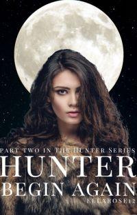 Hunter: Begin Again cover