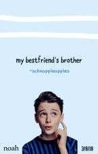 my bestfriend's brother  by schnappleapples