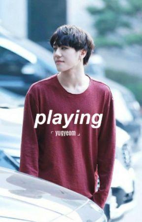 playing ⌜ Yugyeom ⌟ +18 by EJRV_m