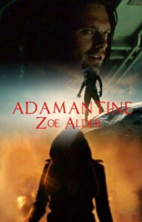 Adamantine (A Post-Black Panther Bucky Barnes Love Story) by ZoeAlder