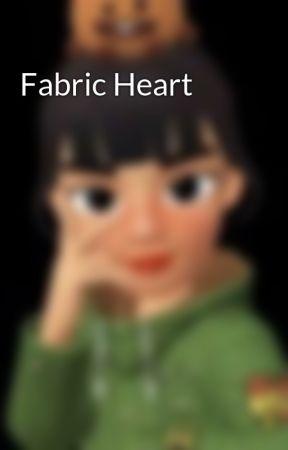 Fabric Heart by Uchiha_Kiiroi