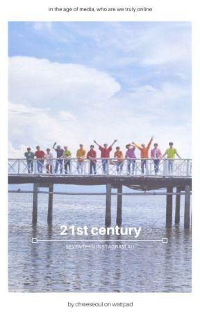 21st century; seventeen instagram by chweseoul
