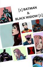 [2]  Batman & Black Widow Forever Allies  [2] by Georgie_Herdman