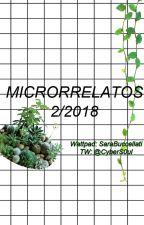 Microrrelatos 2/2018 by SaraBuccellati