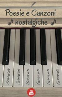 Poesia Nostalgica (e Canzoni) cover