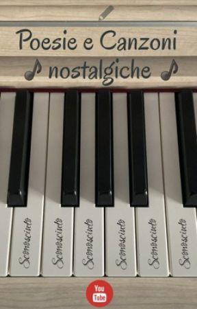 Poesia Nostalgica (e Canzoni) by SamuelWoW