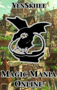 Magic Mania Online cover