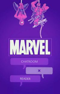 MARVEL✦Chatroom × reader  cover