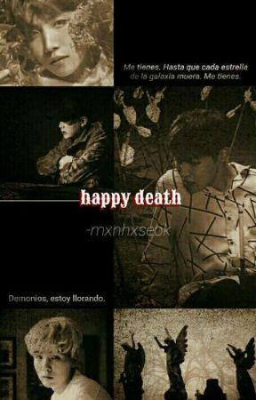 Happy death † Yoonseok by -mxnhxseok