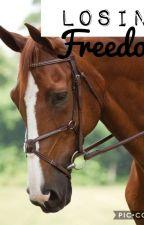 Losing Freedom by Moon0Tea