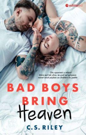 Bad Boys Bring Heaven | W SPRZEDAŻY by _-Charlotte-_