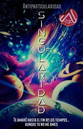 Singularidad by antiparticularidad